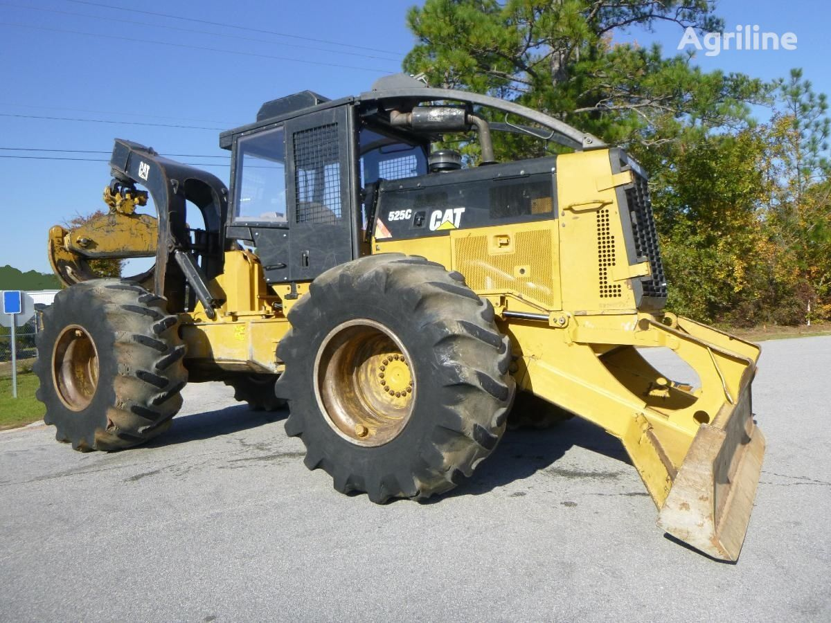 lesní traktor CATERPILLAR 525C