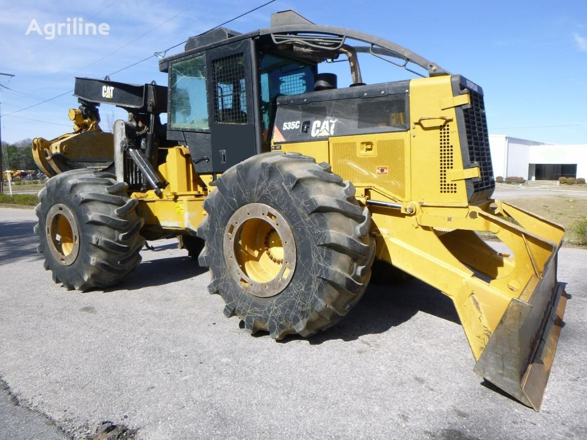 lesní traktor CATERPILLAR 535C
