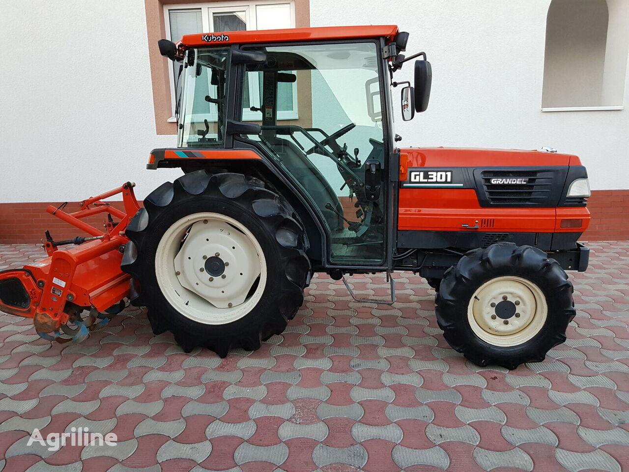 malotraktor KUBOTA GL 301