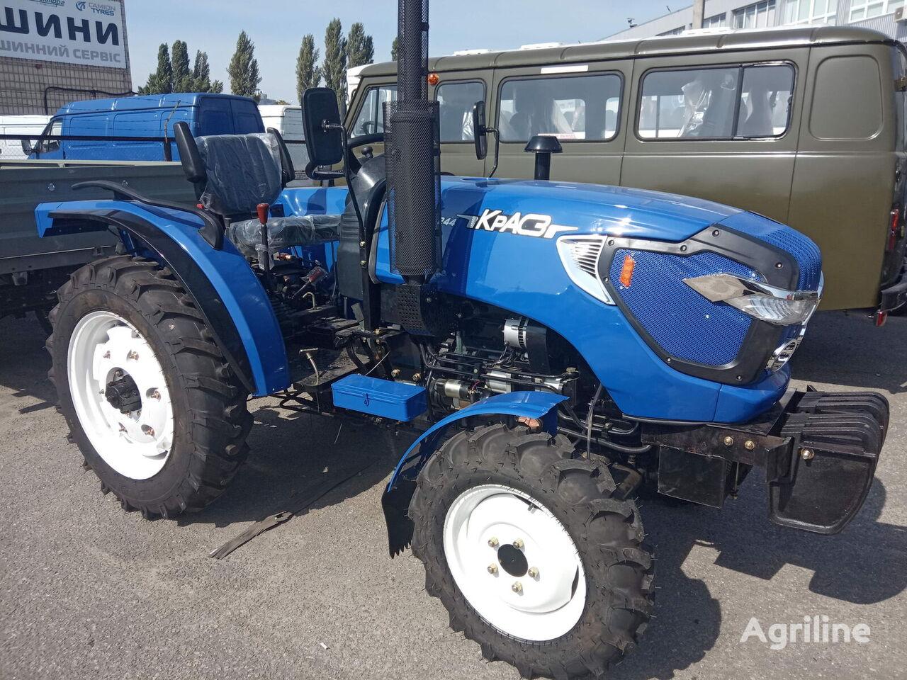 nový malotraktor KRASZ 244