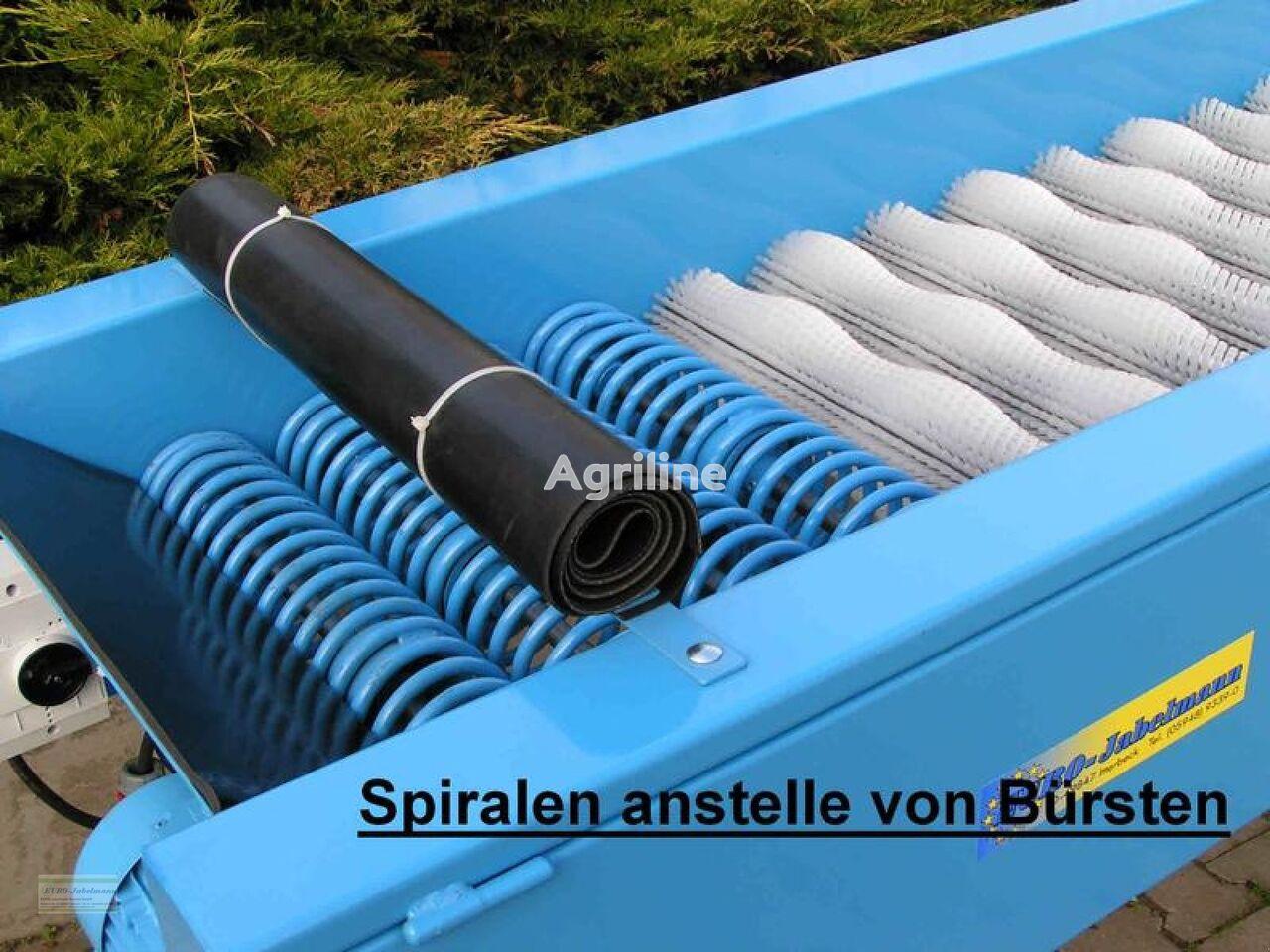 nový myčka zeleniny EURO-Jabelmann Bürstenmaschine, NEU, 11 Bürsten + 3 Spiralen, 550 mm breit