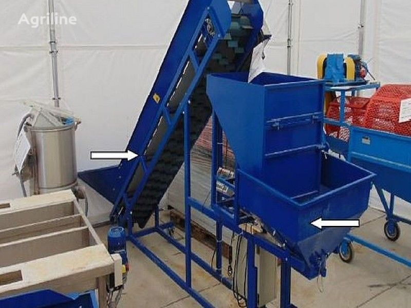 plnič pytlů ROLMET WE-1 weighing machine