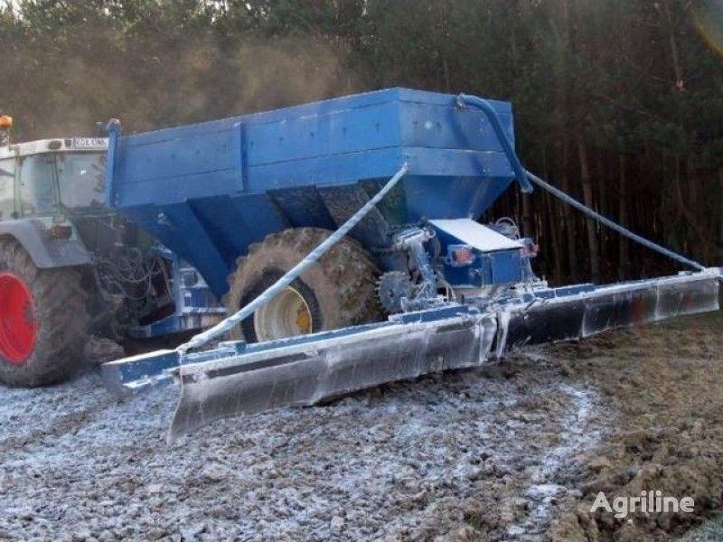 rozmetadlo hnojiv Lime spreader