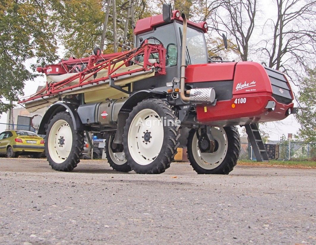 samojizdný postřikovač HARDI 4100 PLUS TWIN FORCE - EASY DRIVE - 2007 ROK