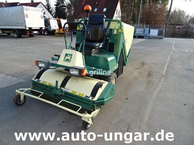 sekací traktor AMAZONE PH 125 Profihopper Hochentleerung
