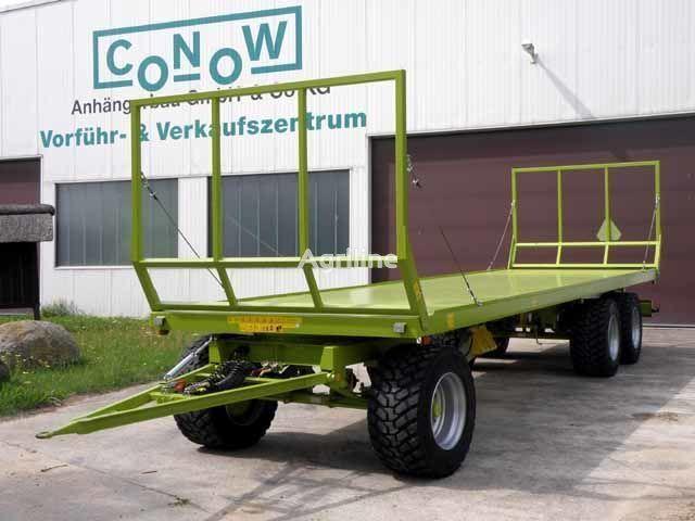 nový zemědělský přívěs CONOW Ballentransportwagen