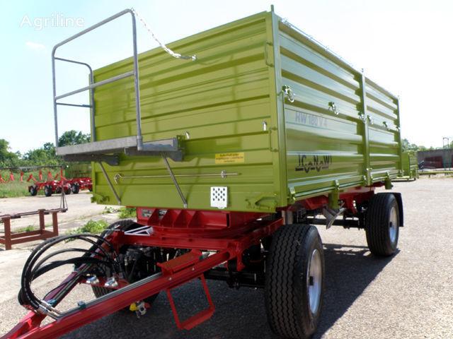 nový zemědělský přívěs CONOW HW 180 Dreiseiten-Kipper V 4