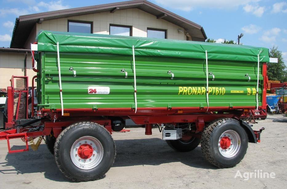zemědělský přívěs PRONAR PT608