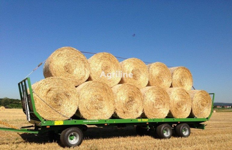 nový zemědělský přívěs PRONAR T023 11,3 t / 26,2 m²