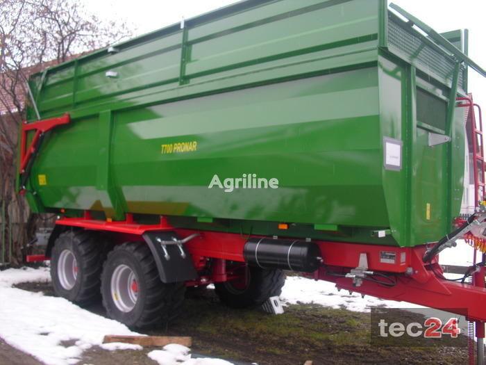 zemědělský přívěs PRONAR T700 14,4 t